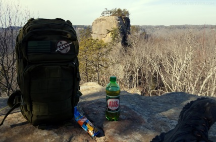Lunch At Courthouse Rock MotoADVR