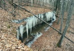Rock Shelter Icicles MotoADVR