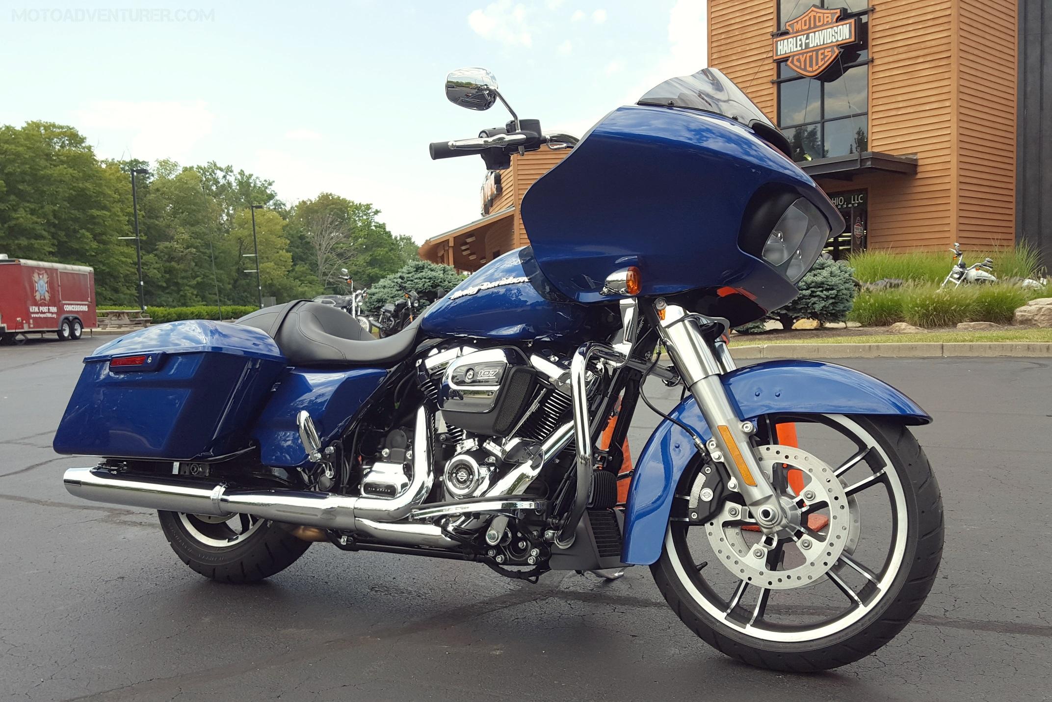 2016 Harley Davidson Road Glide MotoADVR