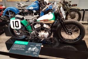 Harley Davidson 1937 Flathead MotoADVR