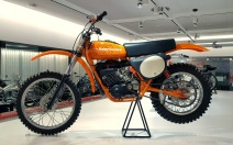 Harley Davidson 250 Dirt Bike MotoADVR