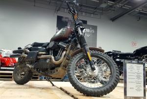 Harley Scrambler MotoADVR