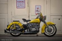 Bike #6 Tom Miller- 1954 Harley Davidson Panhead