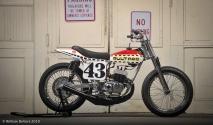 Bike #73 Karen and Steve Lambert – 1975 Bultaco Astro