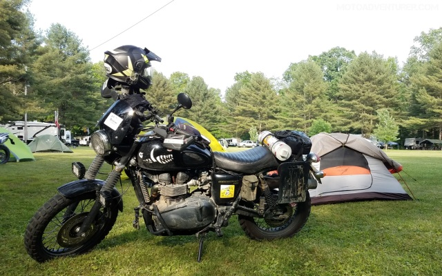 Triumph Scrambler CTR Camp MotoADVR