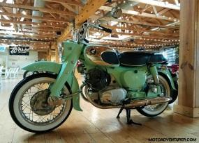 Honda Dream MotoADVR