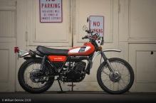 Bike #2 Donovon Levon- 1975 Yamaha DT250