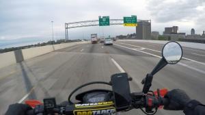 CRF250L Dayton Commute MotoADVR