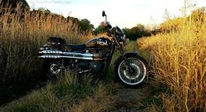 Triumph Scrambler Field MotoADVR