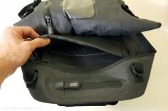 VUZ Backpack Laptop Pocket MotoADVR