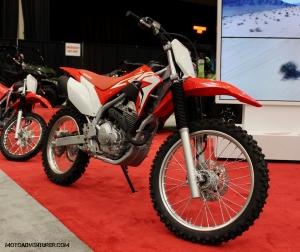 Honda CRF250f MotoADVR