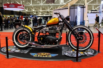 Triumph Speedmaster Custom MotoADVR