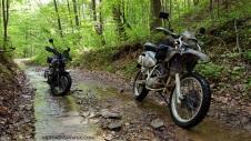 Spaas Creek Scrambler Baghira MotoADVR