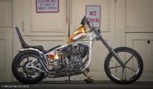 Bike #25 Brandon Miller – 1980 Harley Davidson Shovel Head Chopper
