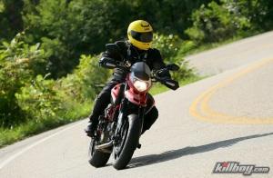 Ducati HyperMotard 14 Dragon Andy Parker