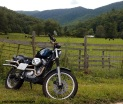 Exploring Cow Country - Moto Adventurer Photo