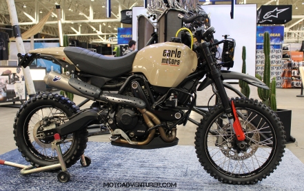 Earle Ducati Desert Sled Right MotoADVR