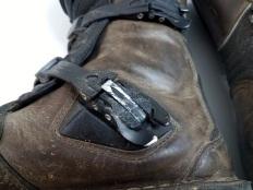TCX Drifter Boots Left Buckle MotoADVR