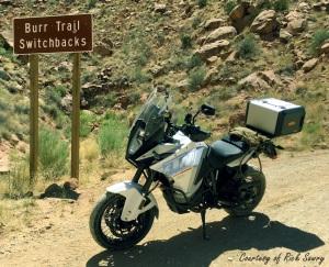 KTM 1290 Adventure Left Rick Sowry