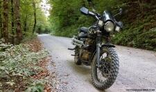Triumph Scrambler Citico Road MotoADVR