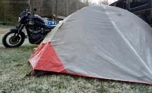 Frosty tent MotoADVR