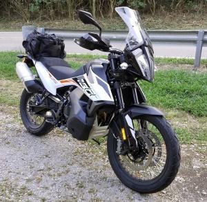 KTM 790 Adventure MotoADVR