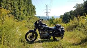Triumph Scrambler Tellico Road MotoADVR