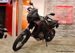Honda CRF1000 Africa Twin DCT Black MotoADVR