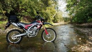Honda CRF250L Creek MotoADVRjpg