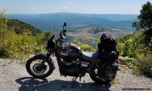 Triumph Scrambler Black Mountain MotoADVR