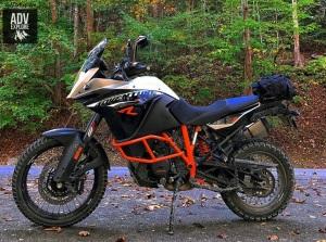 KTM 1190R gravel ADVExplore