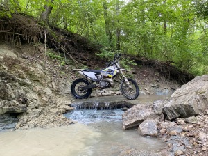 Husqvarna TE250 Creek