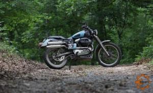 Hugo Moto Turquoister
