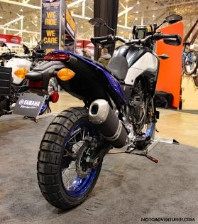 Yamaha Tenere 700 RR qtr MotoADVR