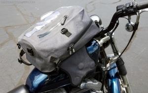VUZ Tank Backpack Harley Sportster MotoADVR