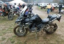 BMW R1200GS Muddy MotoADVR