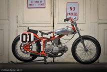 Bike #72 Jim Lee – 1967 Aermacchi HD