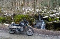 TN-81 Snow Trail MotoADVR