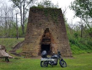 Bourbon Ironworks Triumph Scrambler MotoADVR