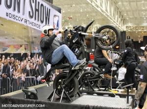 Discover The Ride Wheelie Simulator MotoADVR