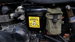 March Moto Madness Rally Sticker MotoADVR