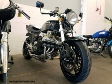 Honda CBX 1000 MotoADVR
