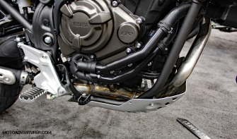 Yamaha Tenere 700 folding brake pedal MotoADVR