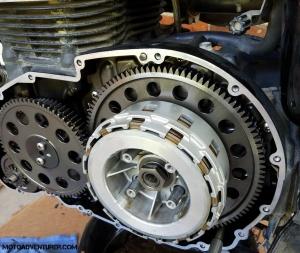Triumph Scrambler Clutch Pack MotoADVR