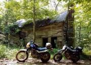 Mountain Springs Road Abandoned House MotoADVR
