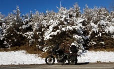 I-75 Snow Triumph Scrambler MotoADVR