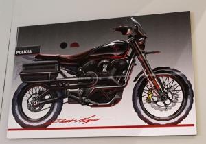 Harley Davidson Scrambler Concept MotoADVR