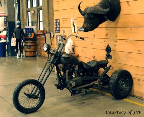 Truimph Trike JSP