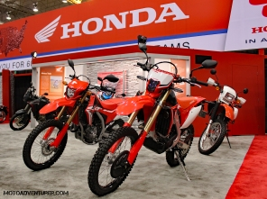 Honda CRFs MotoADVR