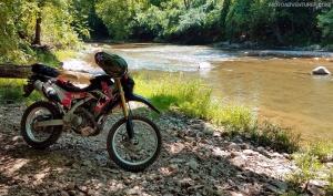 Germantown Twin Creek CRF250L MotoADVR